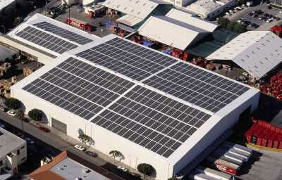 Los Angeles Rooftoop Solar Panels