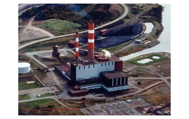 Nova Scotia NPSI Power Plant