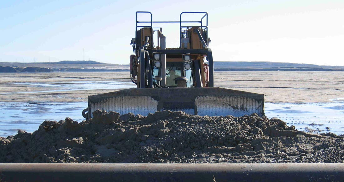 Canada Tar Sands Bulldozer