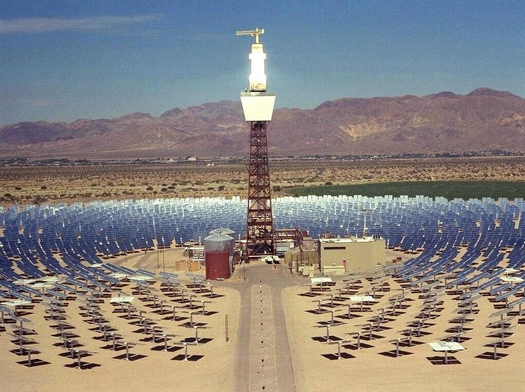 Sahara Solar Power