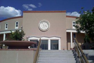 New Mexico capitol
