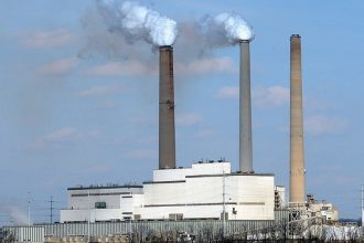 Kentucky coal plant