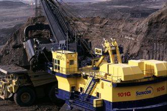oil sands mining Sunco