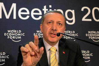 Recep Tayyip Erdogan, Prime Minister of Turkey.