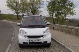 Micro-hybrid car
