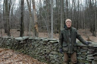 Paul Lumia, executive director of the North Branch Land Trust