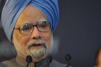 Prime Minister Manmohan Singh of India