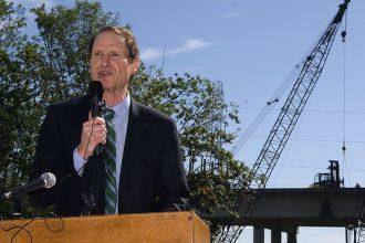 Senator Ron Wyden of Oregon