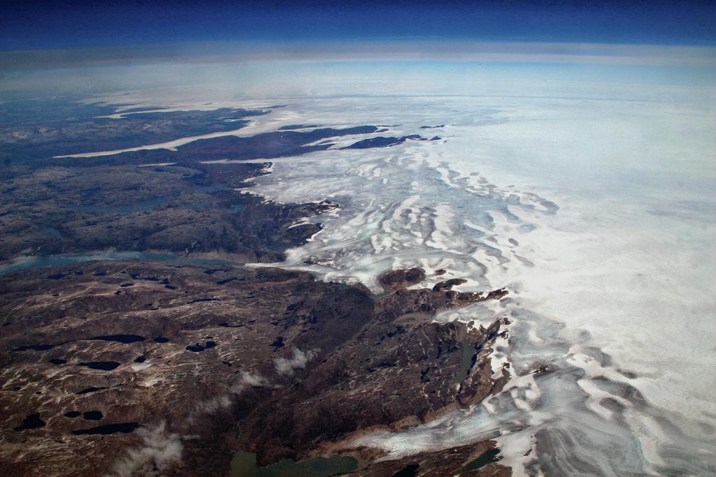 Greenland Ice Cap