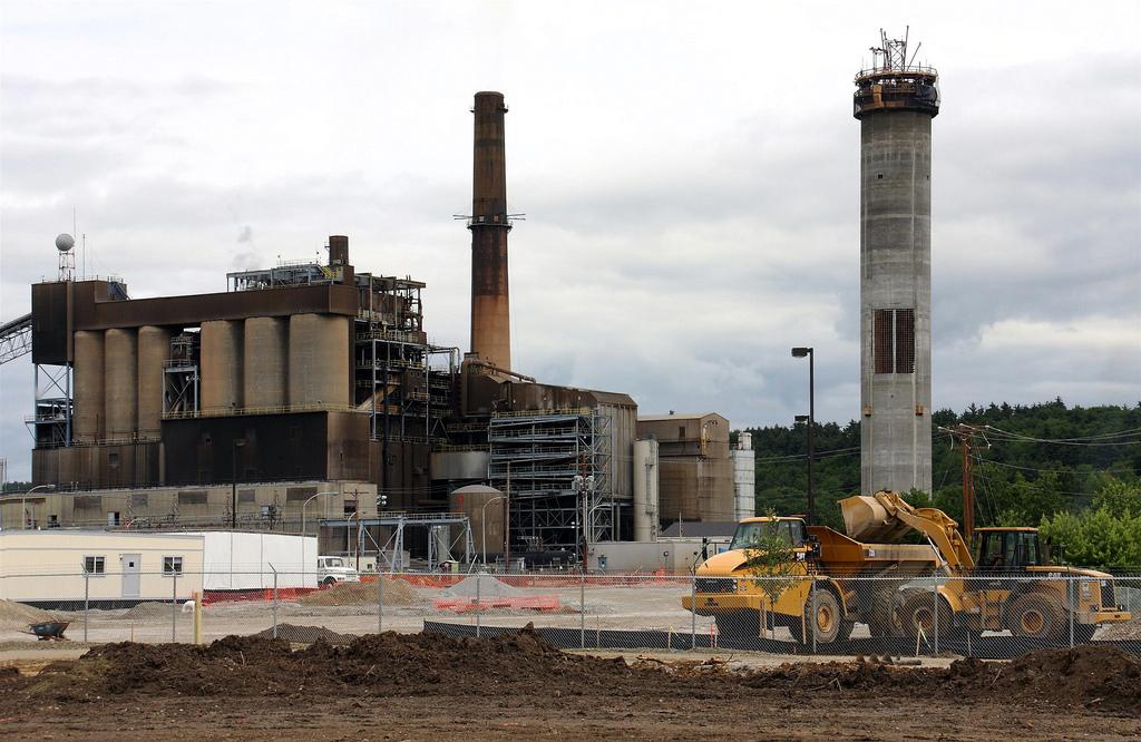 Merrimack Coal-Fired Power Plant