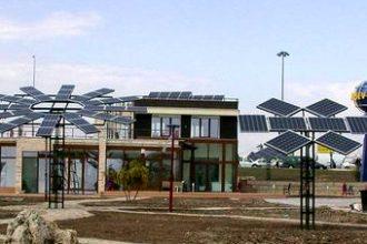 Solar House, Antalya, Turkey