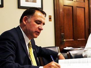 Sen. John Boozman of Arkansas