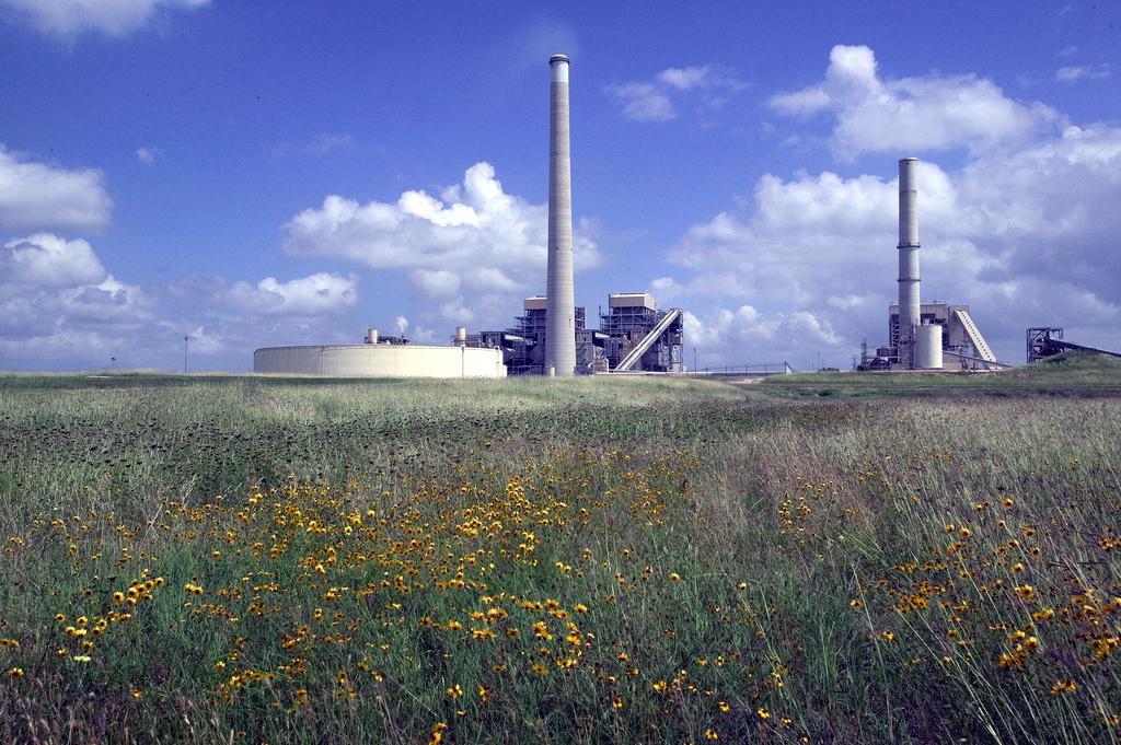 JT Deely coal station
