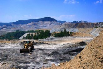 Mountaintop removal mining in Virginia