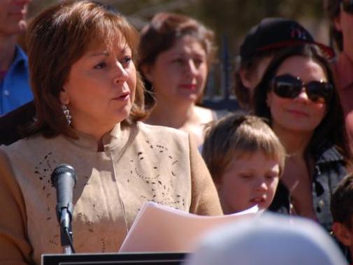 New Mexico governor Susana Martinez