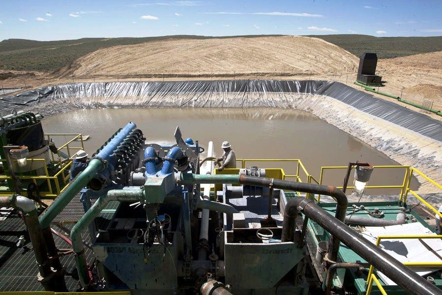 Wyoming Carbon Underground Storage Project's (WY-CUSP)  test well