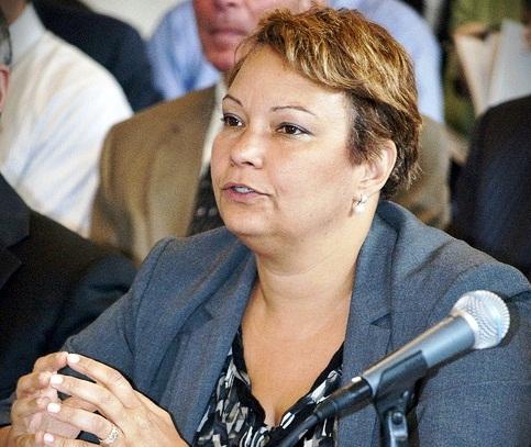 EPA Administrator Lisa Jackson