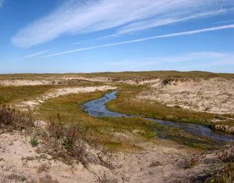 The Nebraska Sandhills in Holt County