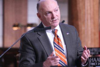 State Sen. Jim Smith of Nebraska
