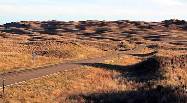 Nebraska Sandhills region