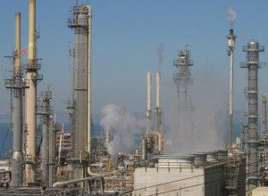 ConocoPhillips oil refinery in Rodeo, Calif.
