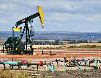 Oil exploration in North Dakota