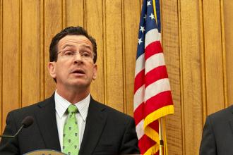 CT Governor Dan Malloy