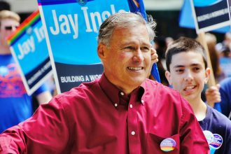 Washington State Gov.-elect Jay Inslee