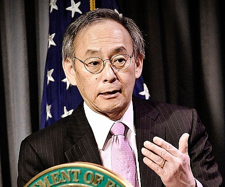 Department of Energy Secretary Steven Chu found himself at the center of the sto