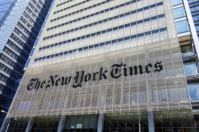 New York Times dismantles its environment desk