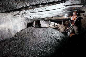 Mining operations of Consol Energy