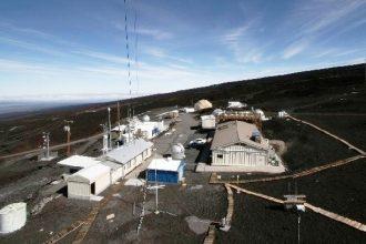 The Mauna Loa Observatory