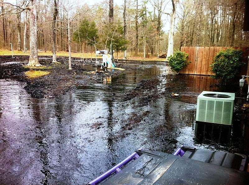 ExxonMobil's Pegasus Pipeline ruptures in Arkansas