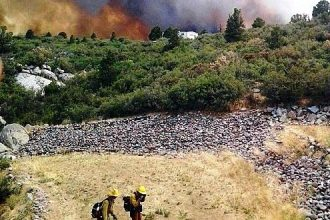 Yarnell Hill wildfire