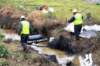 Pegasus pipeline cleanup