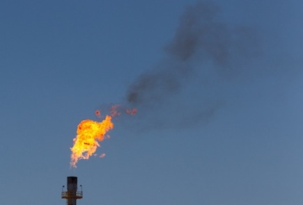 Flaring in the Eagle Ford Shale's Karnes County