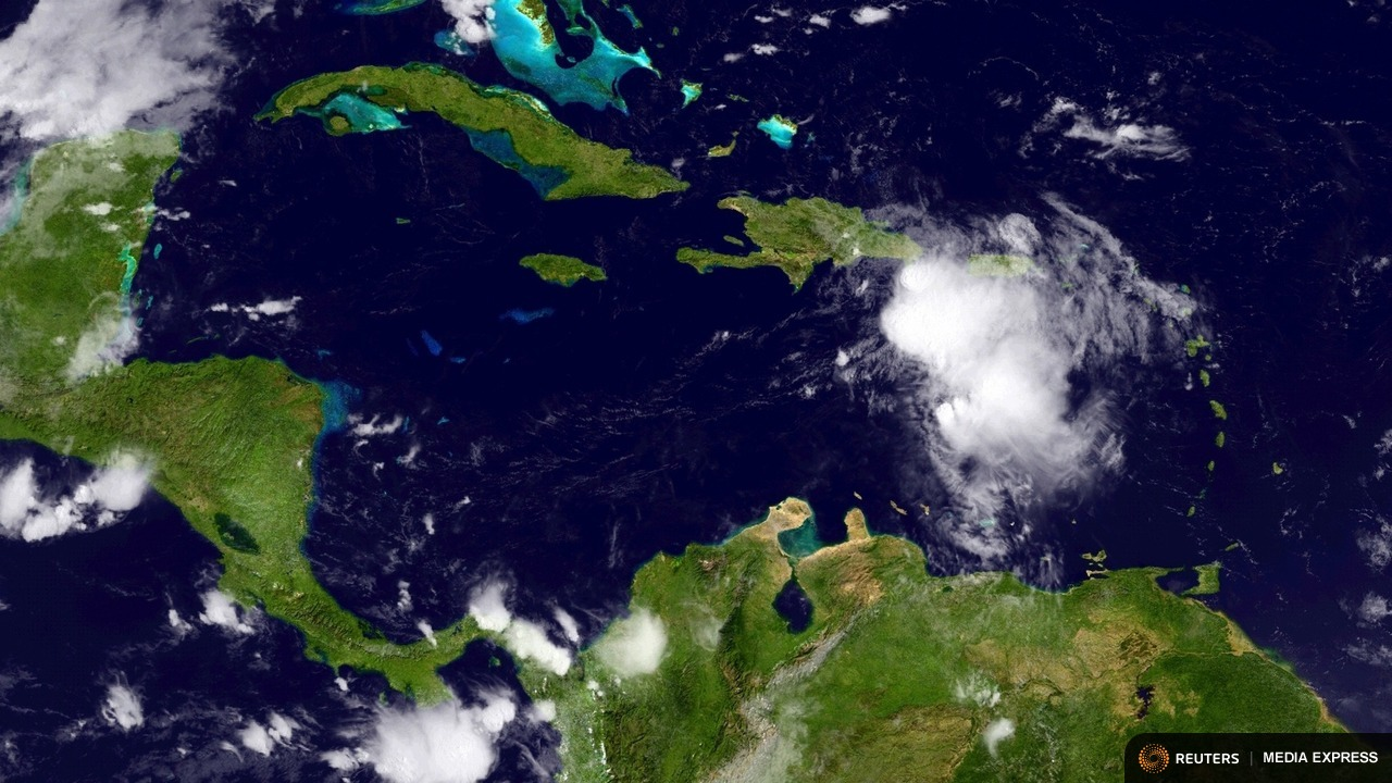 Tropical Storm Erika could give Tampa, Fla., a preview of a stormier future