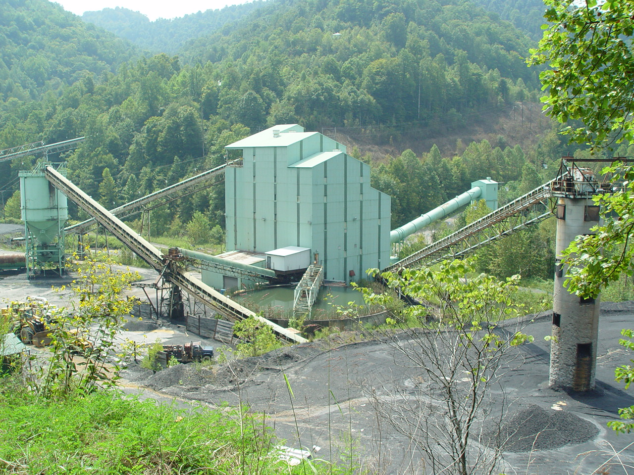 Kentucky is being required to be a lot less coal country by the EPA
