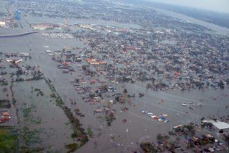 Hurricane Katrina ravaged New Orleans in August 2005