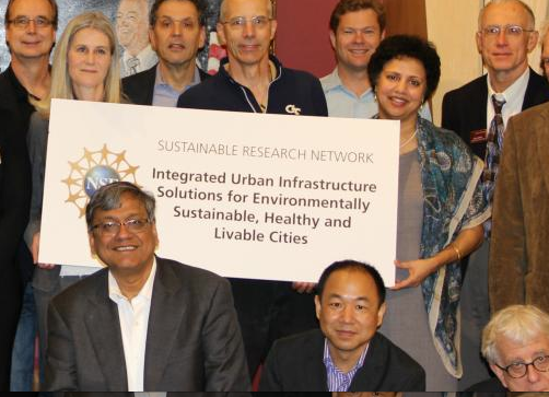 A new group of scientists are tackling making cities more sustainable