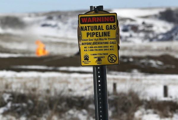 Methane emissions from the oil and gas industry are on the EPA's radar