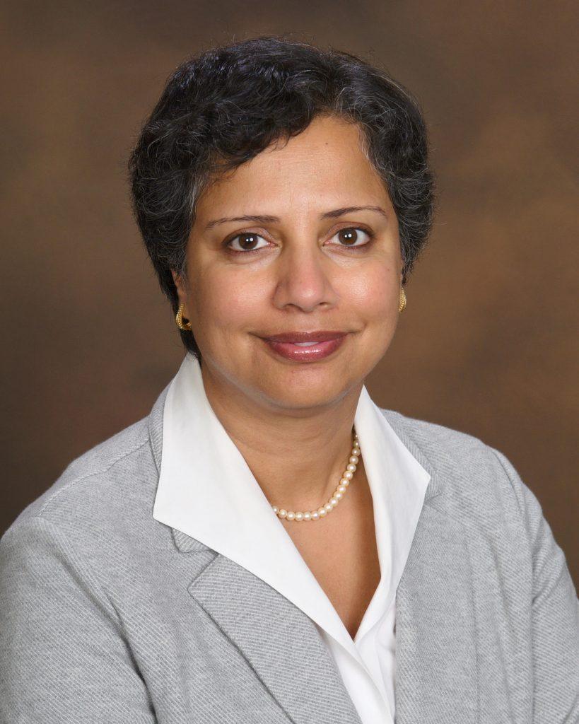 Anu Ramaswami is an urban sustainability expert at the University of Minnesota