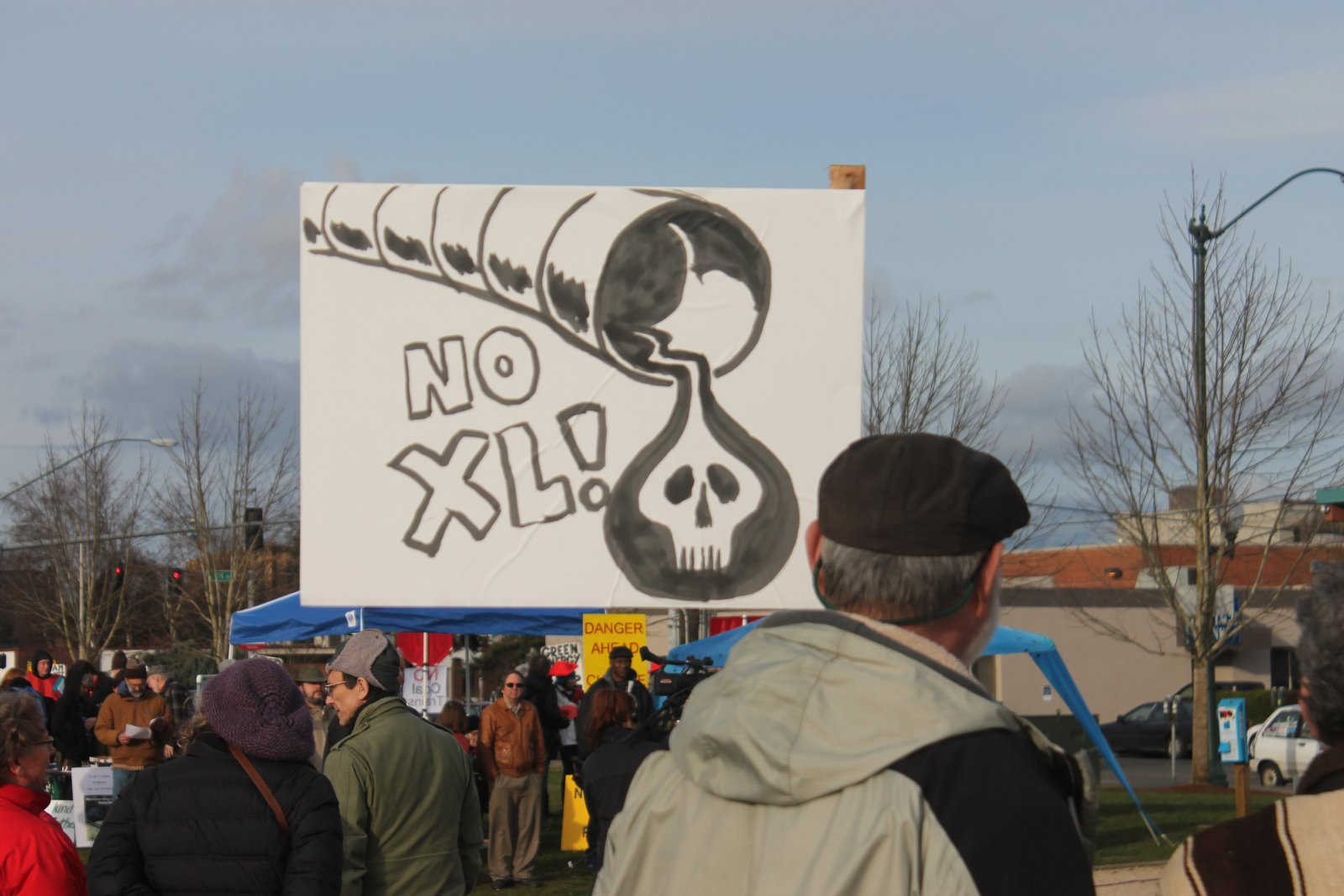 Protests against tar sands pipelines like Keystone XL have cost Canadian producers