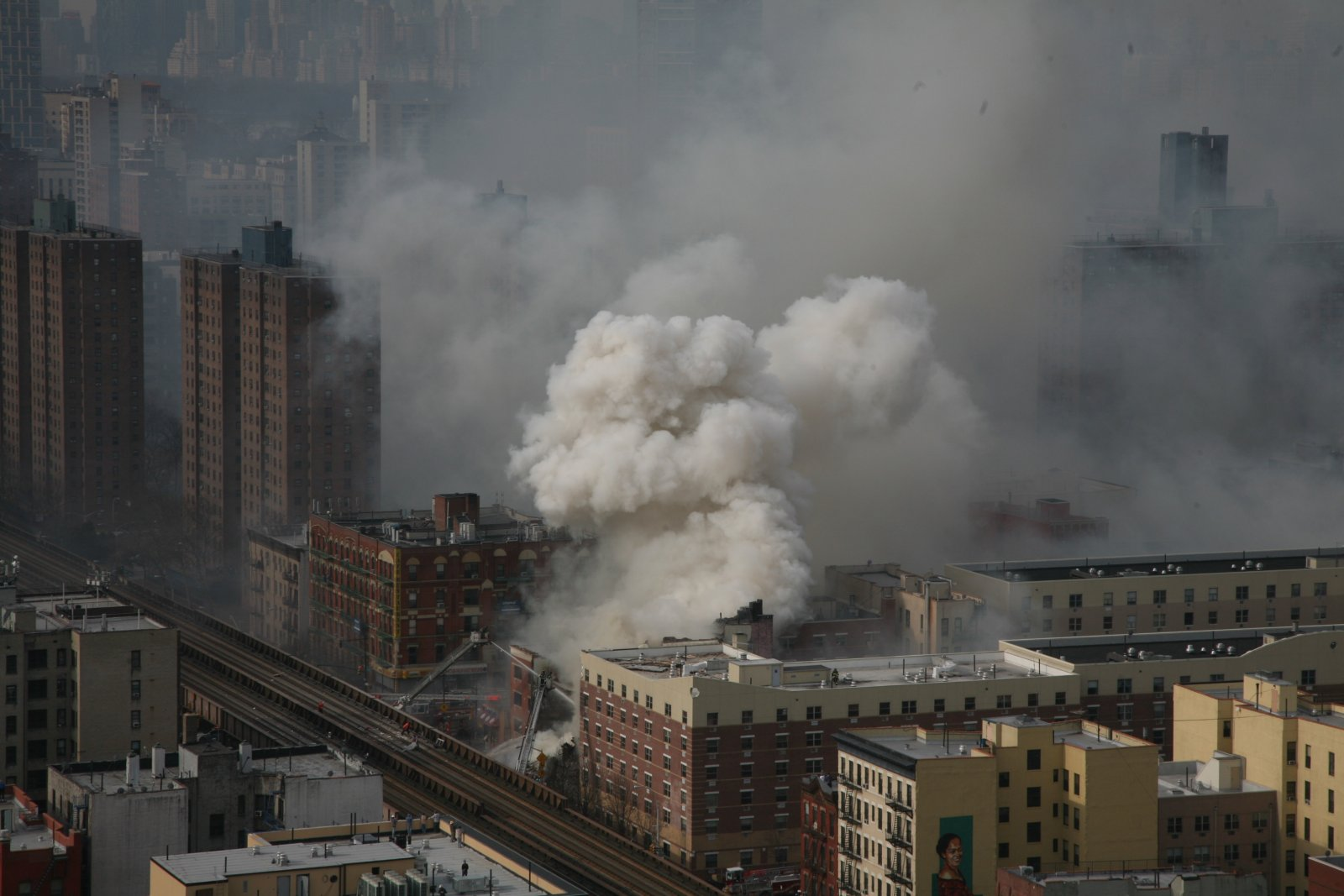 Manhattan's gas leaks are bad for the climate, and for people caught in explosions