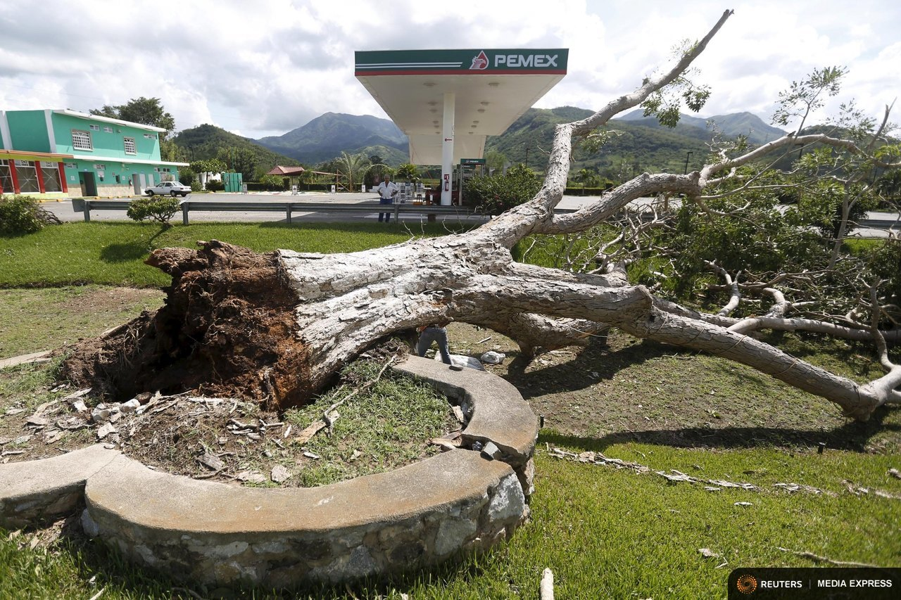 Hurricane Patricia was not deadly as it hit Mexico, but it inflicted plenty of damage