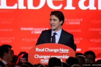 Justin Trudeau's Liberal Party won a landslide victory in Canada's federal election