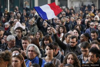 The French are contemplating how to handle public gatherings during UN climate talks