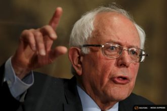 Bernie Sanders announced a climate plan calling for steep cuts in greenhouse gases