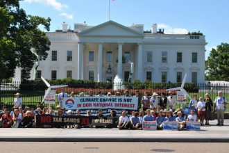 TransCanada is fighting President Obama's rejection of its controversial Keystone XL project