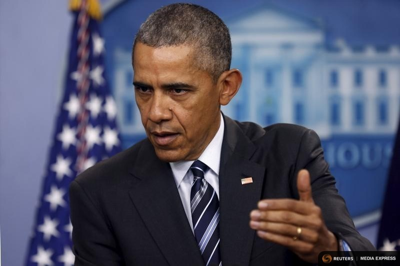 President Obama addressed questions about his 2017 budget proposals on Friday